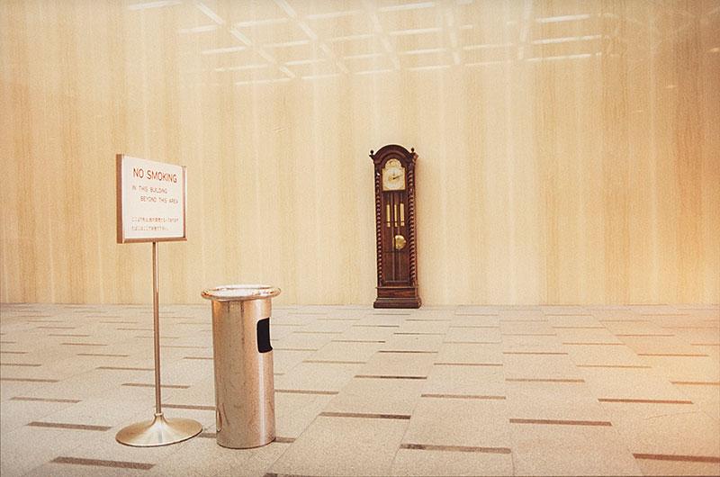 David Byrne | Tokyo AmEx Lobby 1993