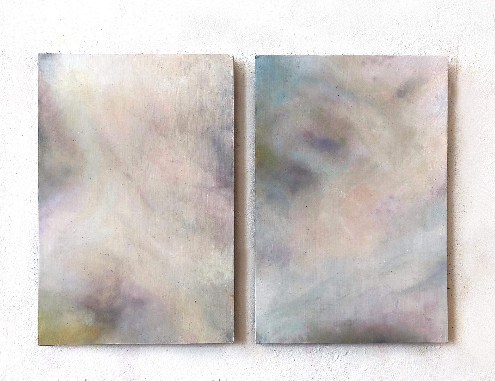 Léonore Bienert | Diptych - Untitled 2021