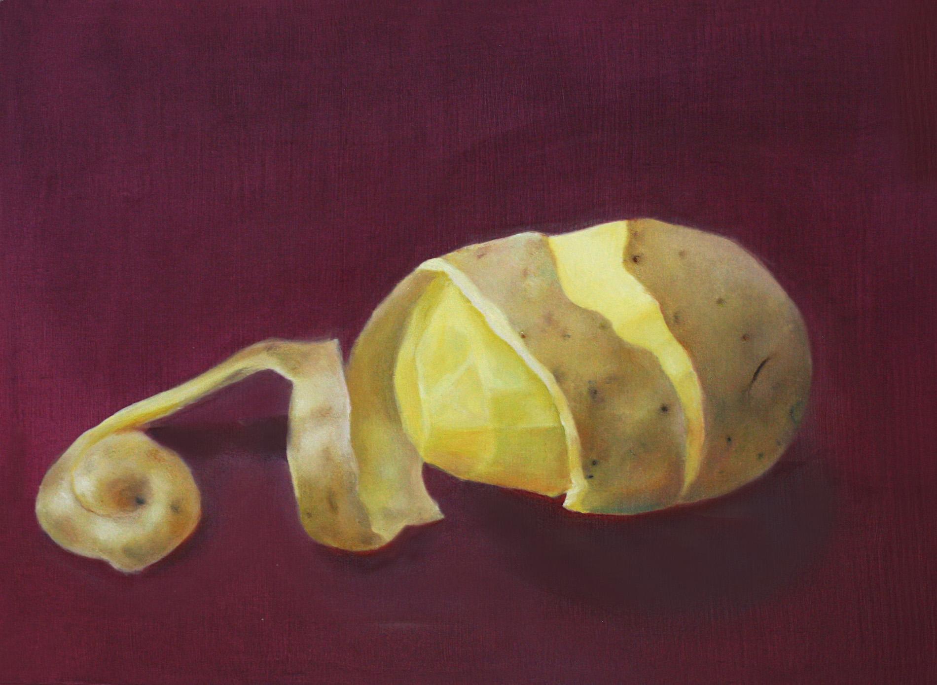 Léonore Bienert | Mise à nu de la pomme de terre 2021