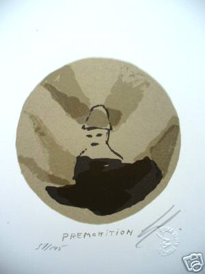 Luc Tuymans | Premonition 1995