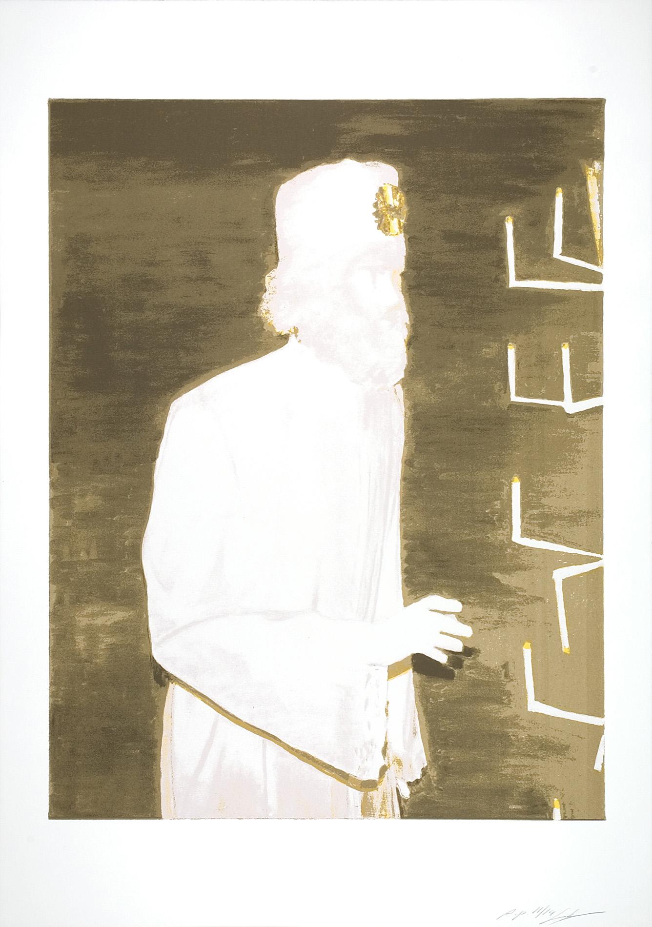 Luc Tuymans | The Worshipper 2005