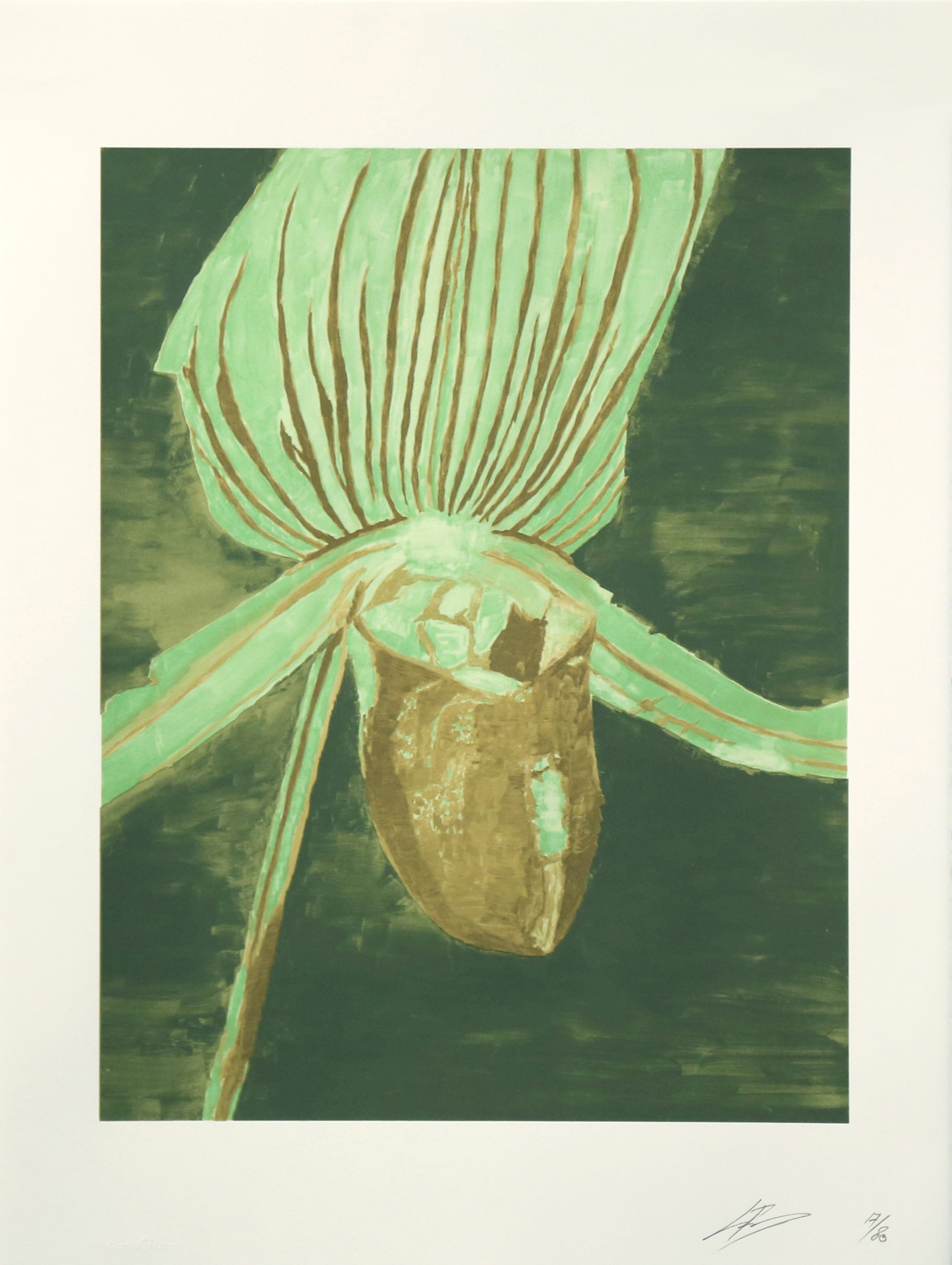 Luc Tuymans | Orchid 2013