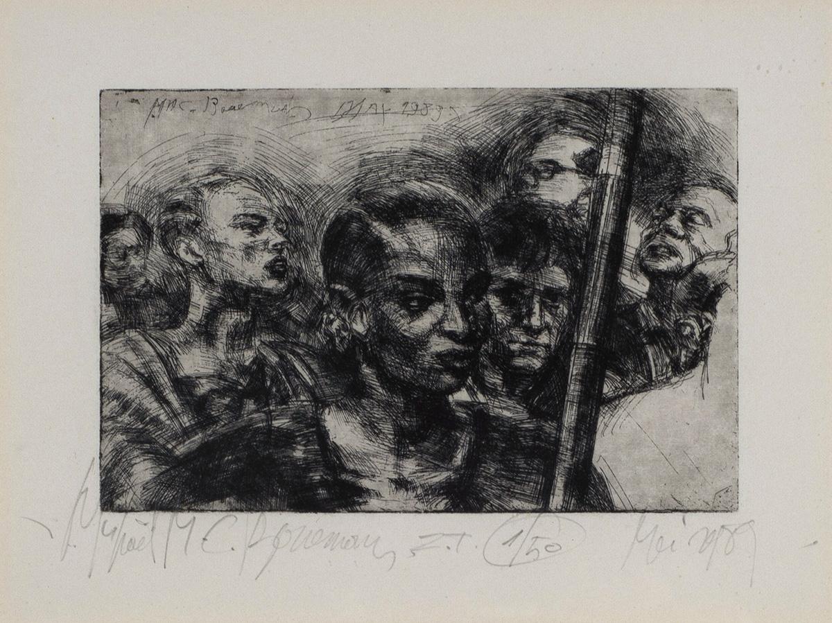 Michaël Borremans   Untitled (1989) 1989