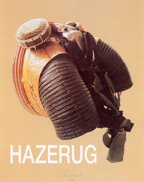 Panamarenko | Hazerug 1998
