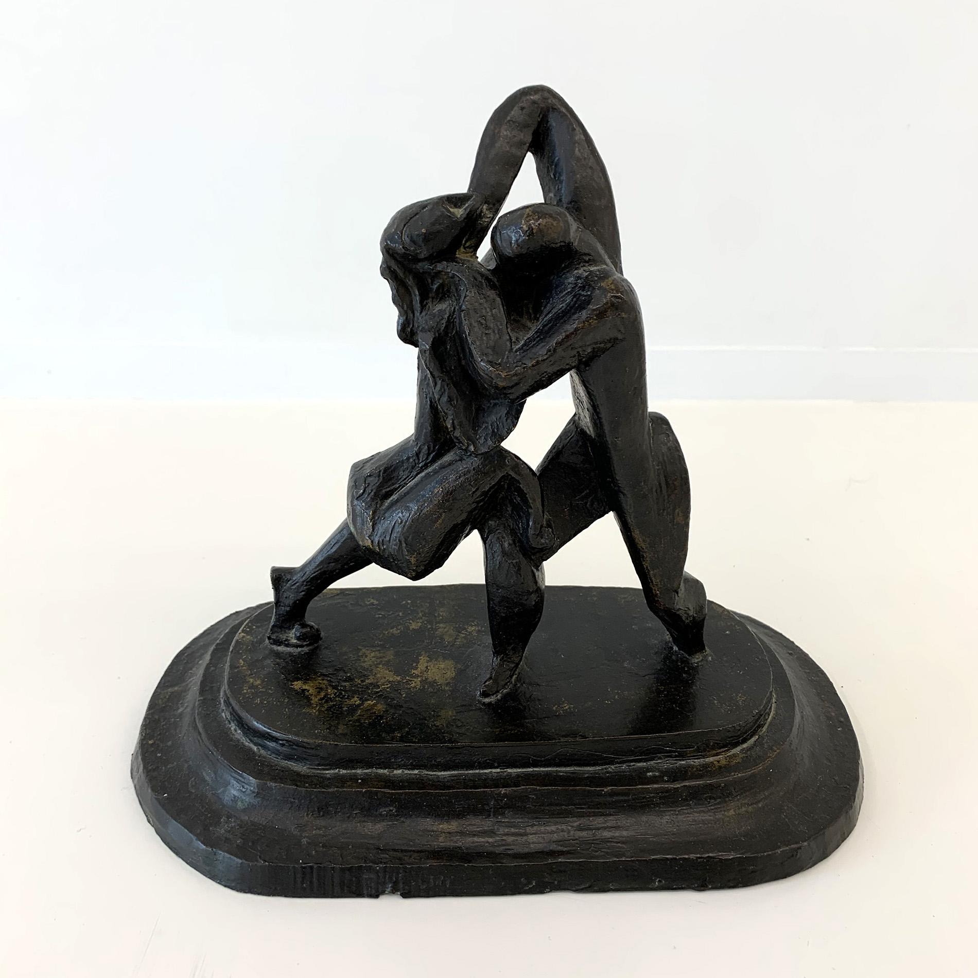 Philip Aguirre Y Otegui | Untitled (fighting pair) 1992