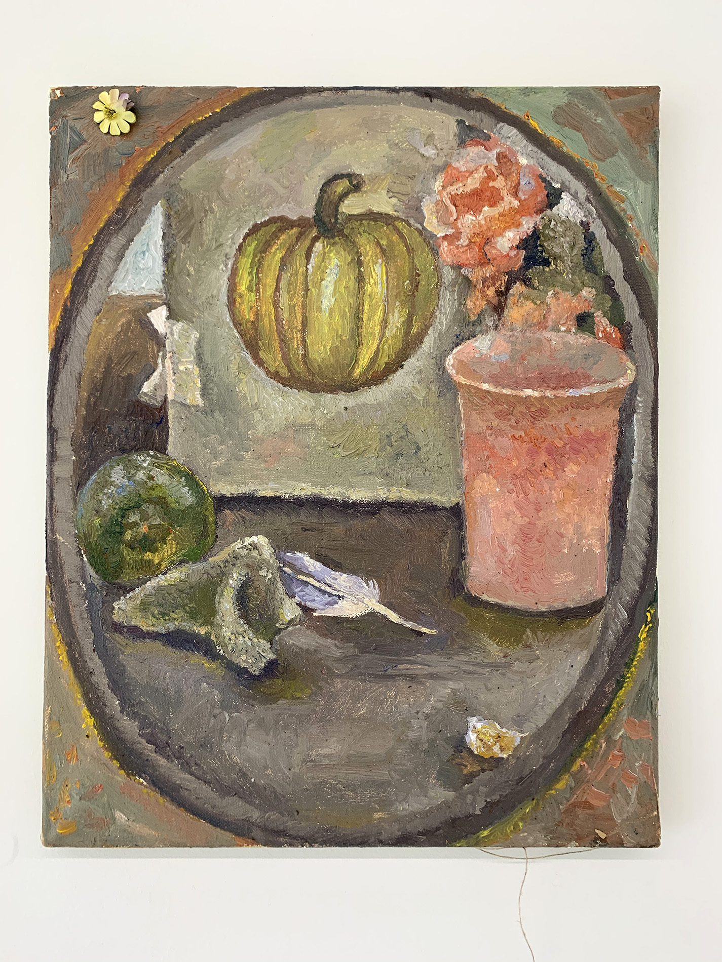Redemption Song | Yingfei Li - Still Life with plastic cup 2021