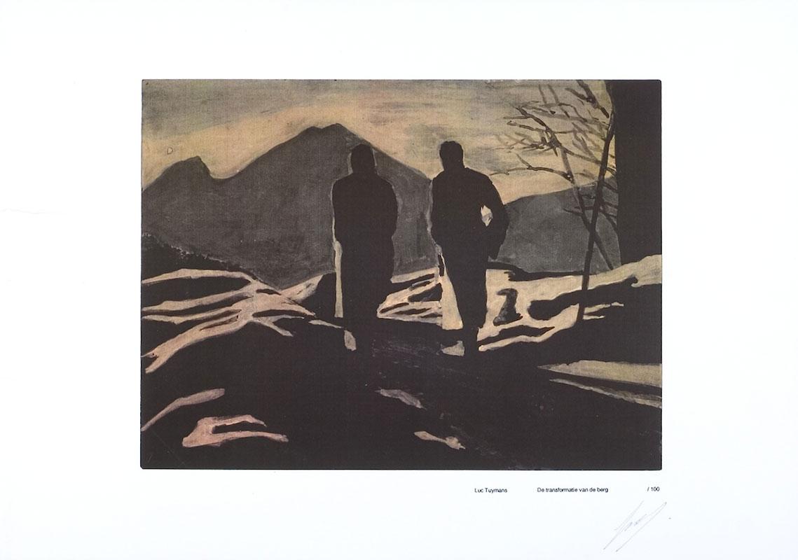 Luc Tuymans | De transformatie van de berg 1990