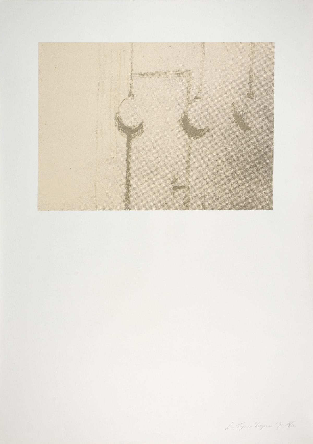 Luc Tuymans | Lamproom 1992