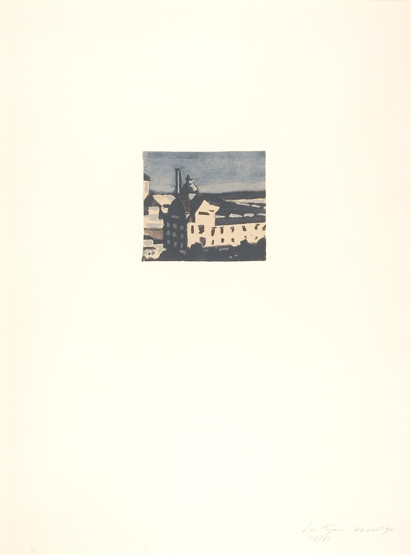 Luc Tuymans | Die Zeit 1994