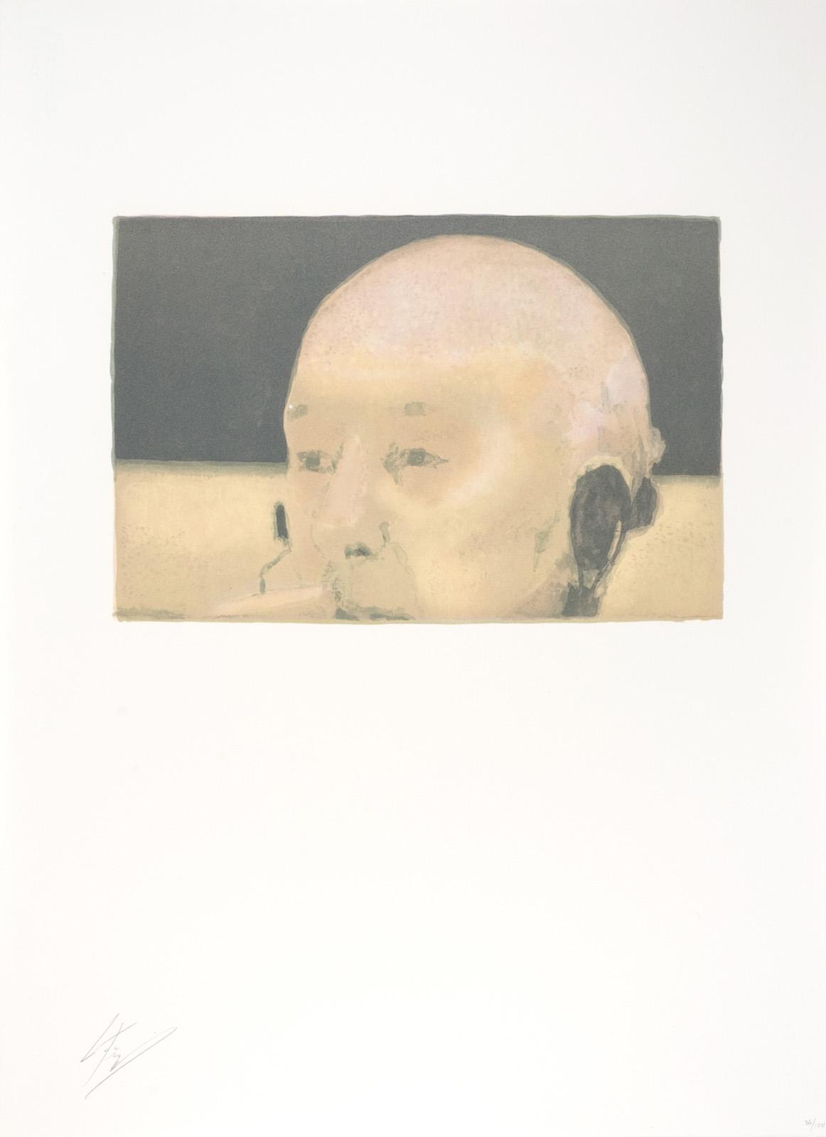 Luc Tuymans | Giscard 2004